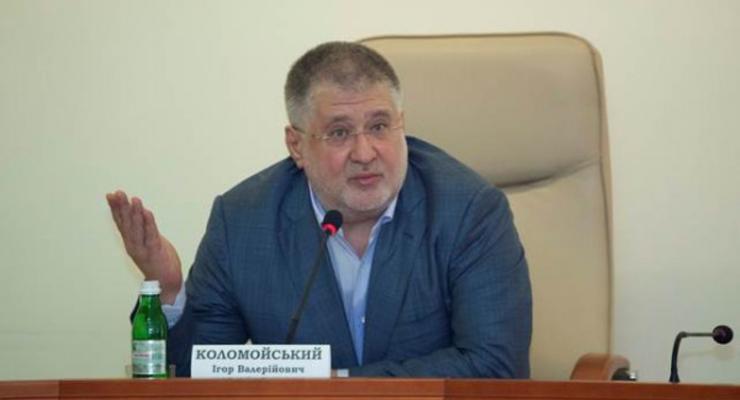 Коломойский подает в суд на Россию из-за отобранного в Крыму имущества