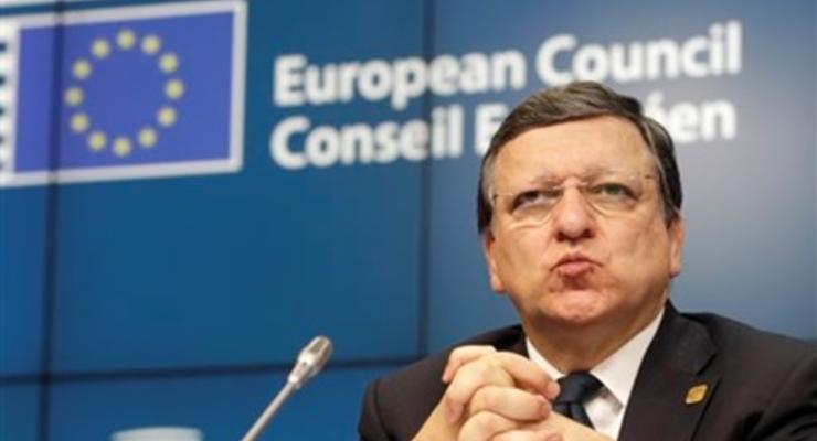 Баррозу призвал Россию возобновить поставки газа в Украину