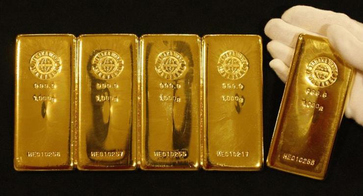 НБУ запретил покупать золота больше, чем на 3000 грн в день