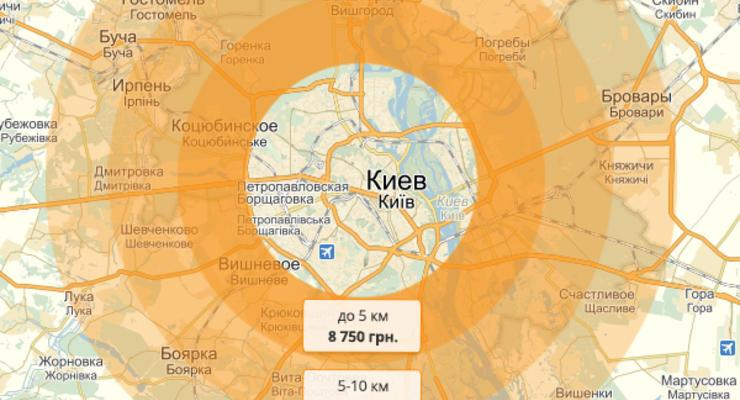 Жилые комплексы пригорода: чем дальше от Киева, тем дешевле