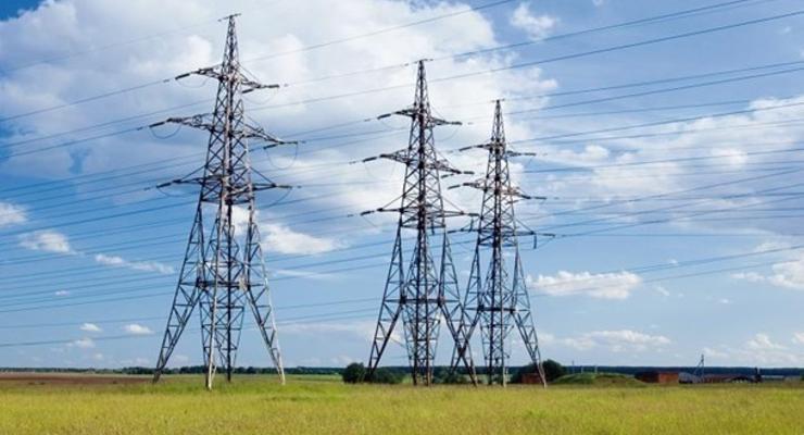 Украина прекратила поставлять электроэнергию в Беларусь