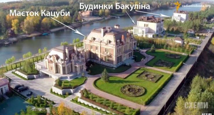 """Организаторы аферы с """"вышками Бойко"""" построили элитные поместья – СМИ"""