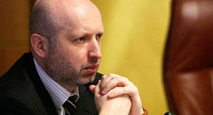 Коалиция в ВР будет через неделю после результатов выборов – Турчинов