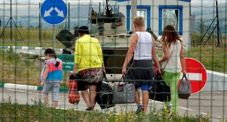 Беженцы с Донбасса в России не будут голосовать на выборах в Верховную Раду