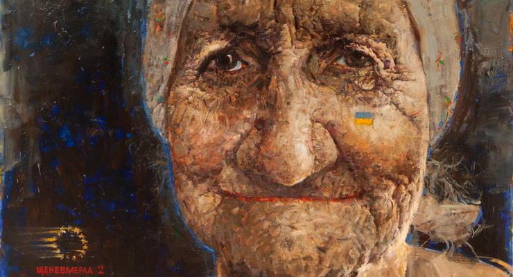 34 украинских художника покажут в Одессе «Родину»