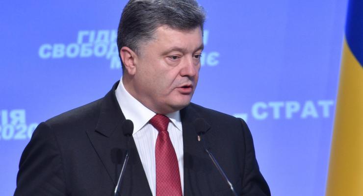 Порошенко внесет кандидатуру премьера от коалиции