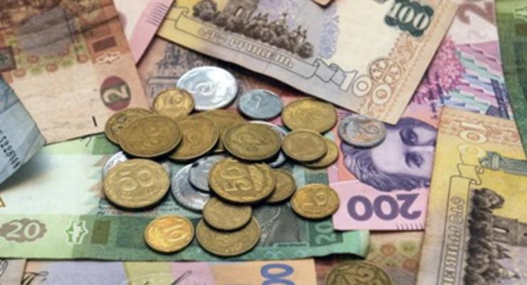 Задолженность по выплате зарплаты в Украине выросла на треть