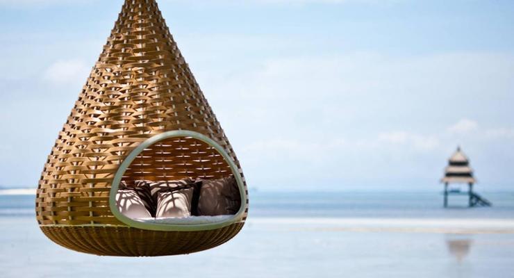 Девять отелей, в которых хочется побыть вдвоем (фото)