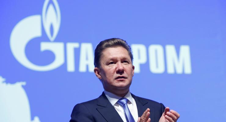 Чистая прибыль Газпрома упала в 13 раз