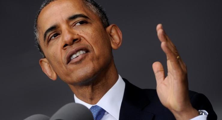 Обама продлил действие эмбарго на поставки нефти из Ирана