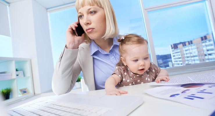 Из декрета - на работу: как вести себя на собеседовании молодой маме