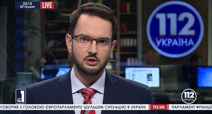 """""""112 Украина"""" стал лидером среди информационных каналов Украины"""
