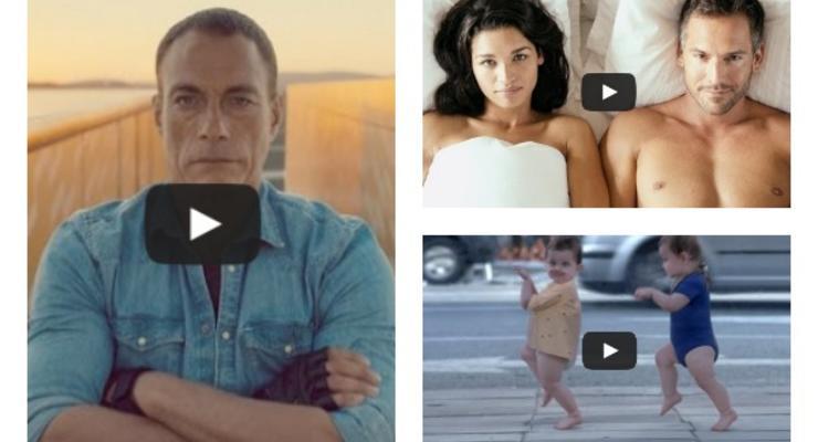 Десять роликов, которые изменили рекламную индустрию