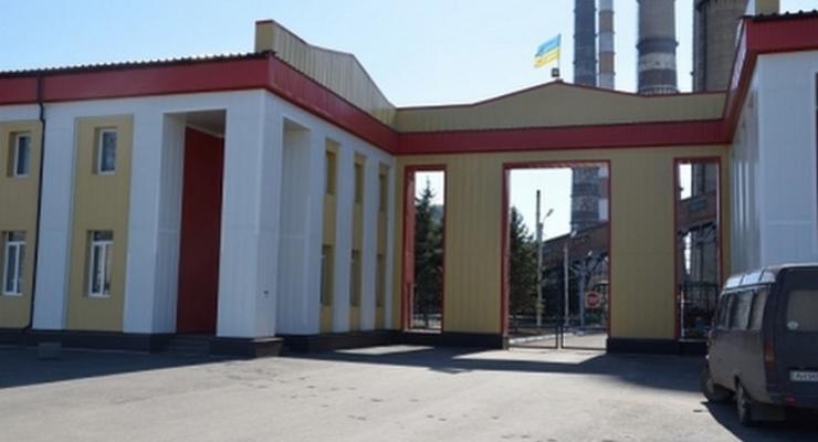 Славянская ТЭС остановила работу из-за отсутствия угля
