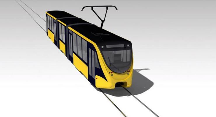 Украинская компания осенью представит новый трамвай