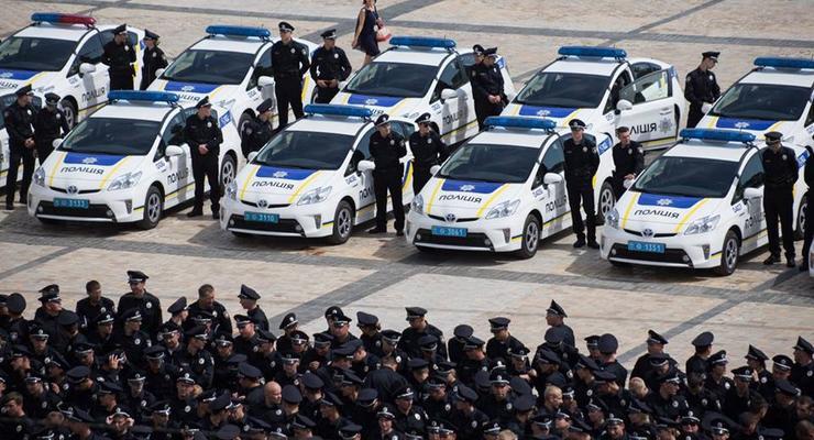 Новая полиция и ПДД. Как будут штрафовать водителей в Украине