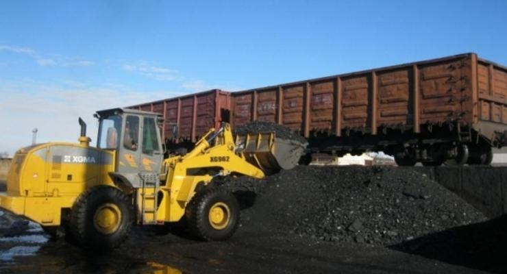 Украина будет вывозить уголь из Донбасса через Россию