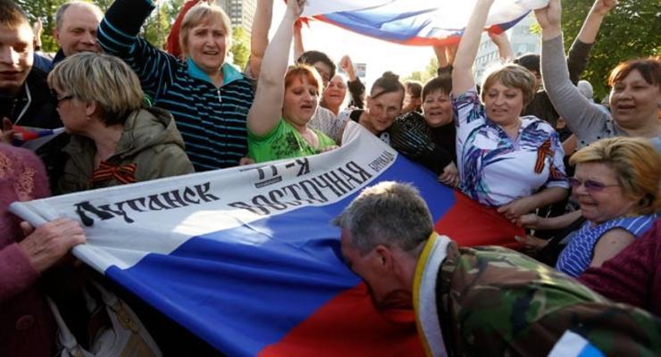 Сепаратисты ЛНР сделают рубль основной валютой