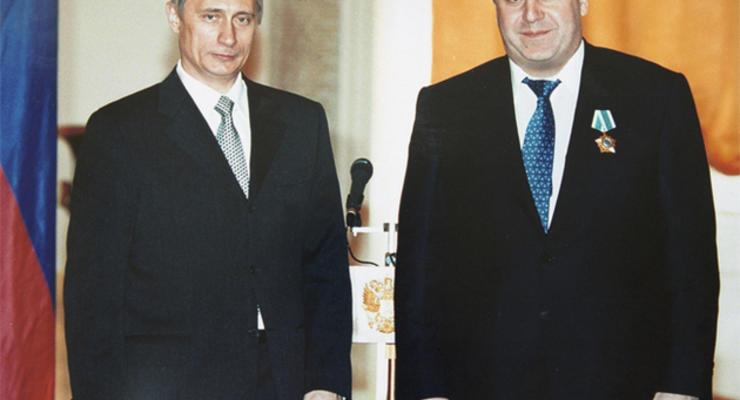 Семья друга Путина перестала быть богатейшим кланом России