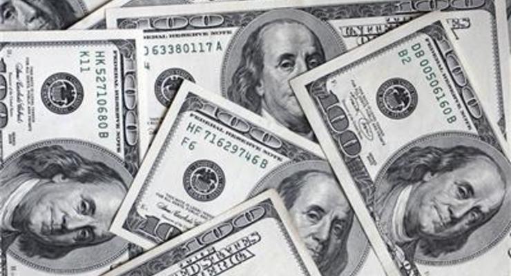 Межбанковский курс доллара: данные торгов (закрытие)