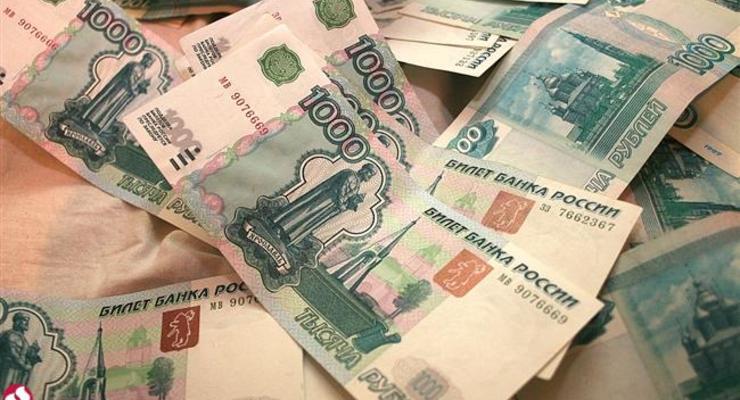 Российский рубль вновь бьет антирекорды