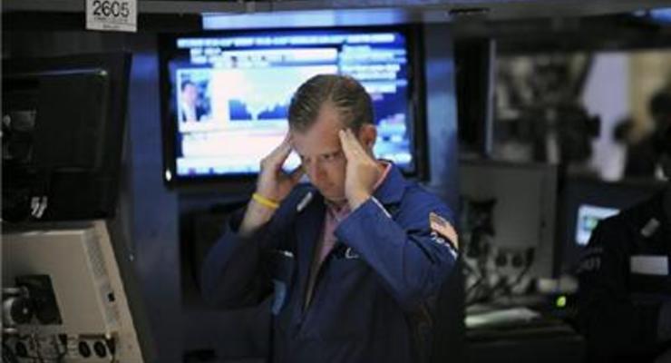 Сырьевой индекс Bloomberg упал до 16-летнего минимума