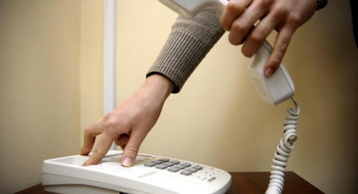 Абонплата за городские телефоны подорожает на 17,5%