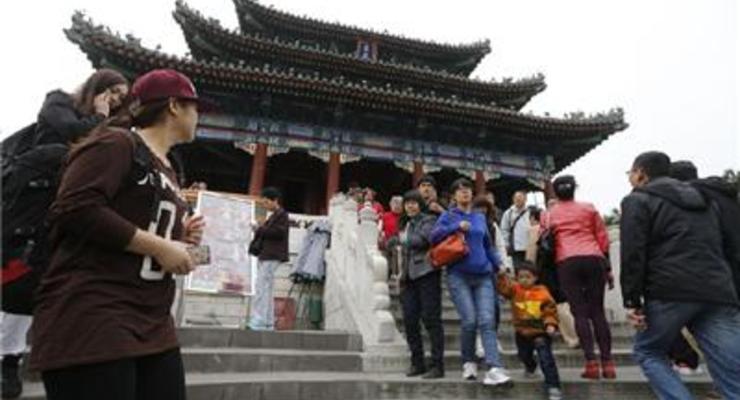 Валютные резервы Китая за месяц уменьшились на $94 млрд