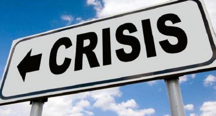 Более половины украинцев ощутили последствия кризиса - опрос