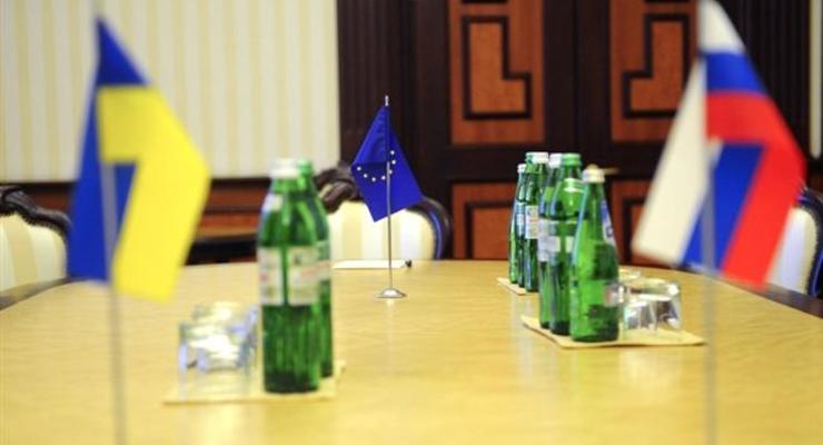РФ не может объяснить опасения свободной торговли Украины с ЕС