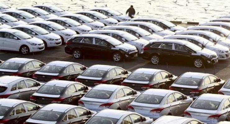 Украина продлила расследование в отношении импорта авто из России