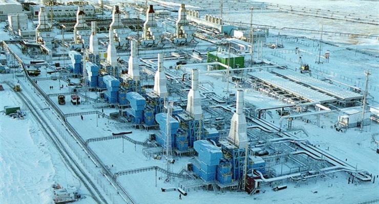 Добыча газа в России с начала года упала на 6,3%