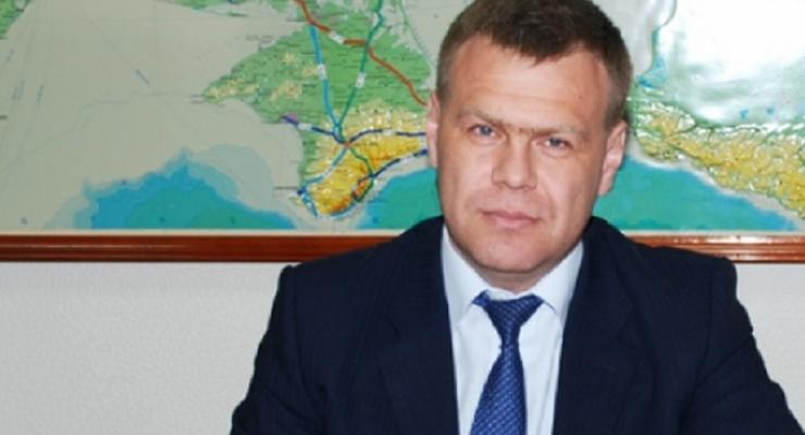 Глава Укравтодора подал в отставку