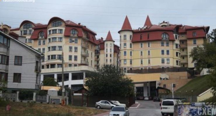 Жене Наливайченко подарили квартиру за $1 млн