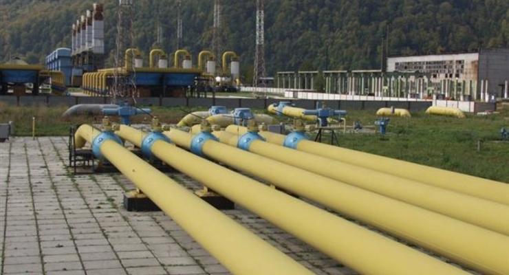 Россия на 53% нарастила транзит газа в ЕС через Украину
