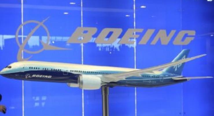 Boeing продаст компаниям КНР 300 самолетов на $38 млрд