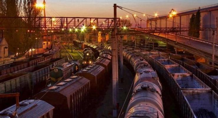 Из Украины выведут 3,5 тыс российских грузовых полувагонов Лисина