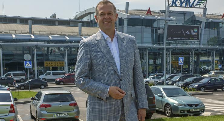 И санкций не надо. Аэропорт Киев прекратит обслуживание Трансаэро