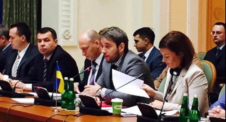 Украина предлагает ЕС ввести единый контракт на импорт газа