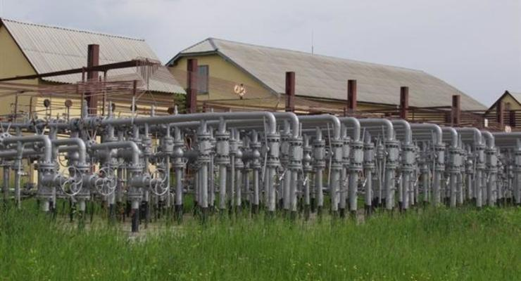 В сентябре Украина увеличила объем закачки газа в ПХГ на 30%