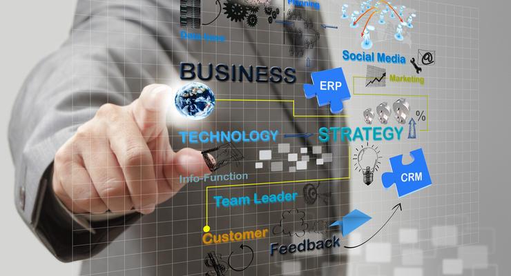 Украинские компании пока не готовы к глобальной автоматизации бизнеса -опрос