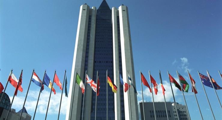 Газпром разместит бонды на 1 млрд евро