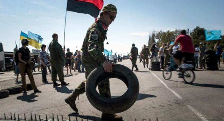 Последствия блокады Крыма: плачевные результаты для обеих сторон