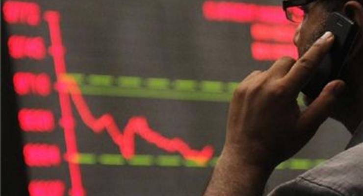 Фондовый рынок Японии закрыл сессию в минусе