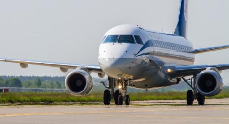 Украина разрешила транзит российских самолетов без оружия