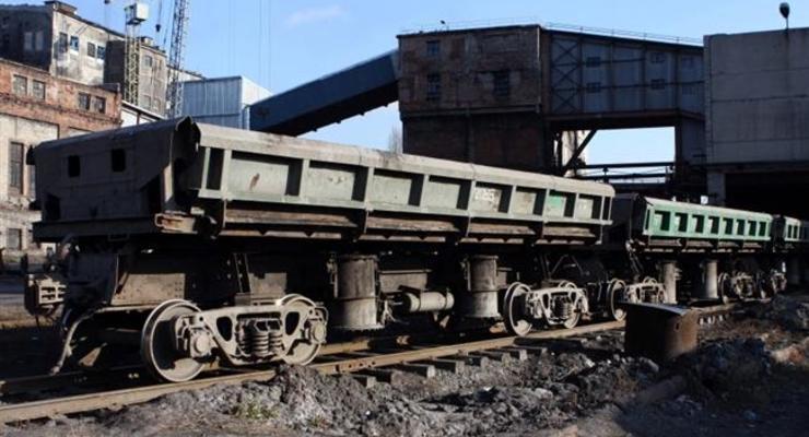 За 9 месяцев Украина импортировала угля на $1,25 млрд