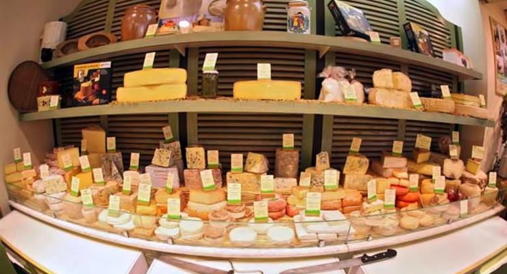 Россия разрешила предприятиям Швейцарии поставки сыров и мяса