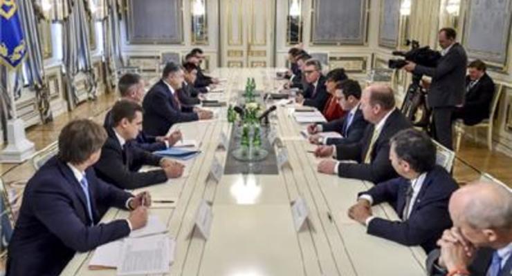 США выделят Украине $1 млрд кредитных гарантий