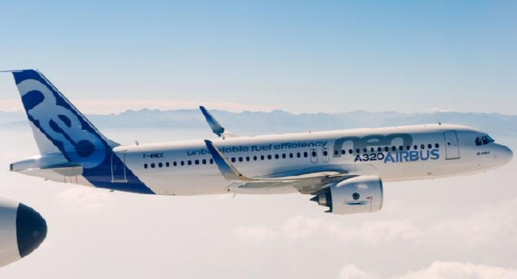 Китай закупит 100 самолетов Airbus почти за $10 млрд