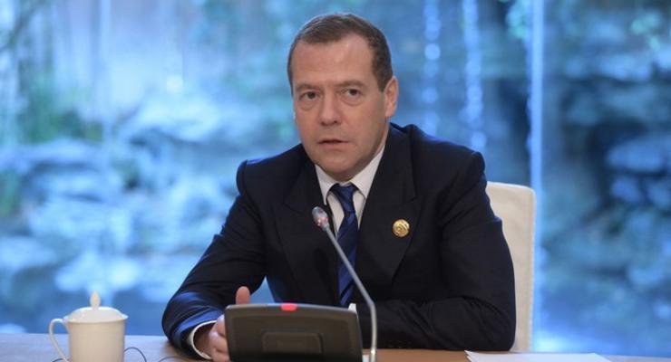 Кремль подписал постановление о санкциях против Украины